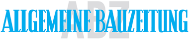Allgemeine Bauzeitung logo