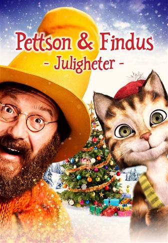Pettson och Findus - Juligheter (Sv. tal) poster
