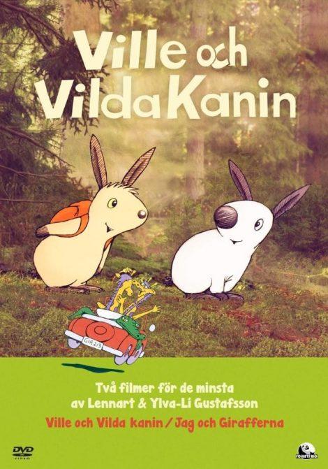 Ville och Vilda Kanin poster