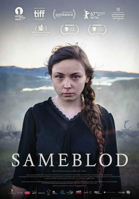 Sameblod (Sv. txt) poster