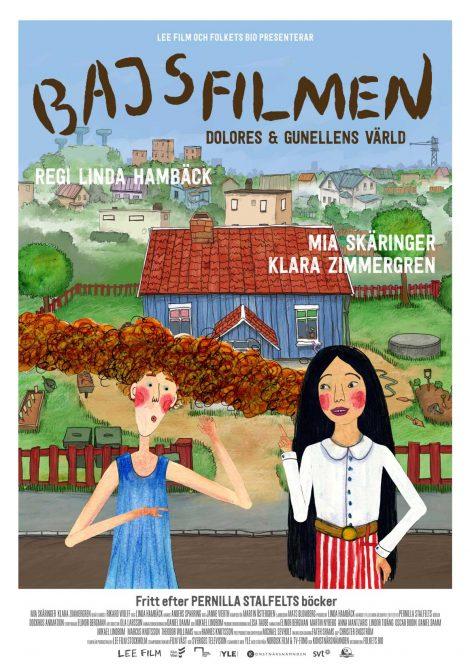 Bajsfilmen - Dolores och Gunellens värld (Sv. txt) poster