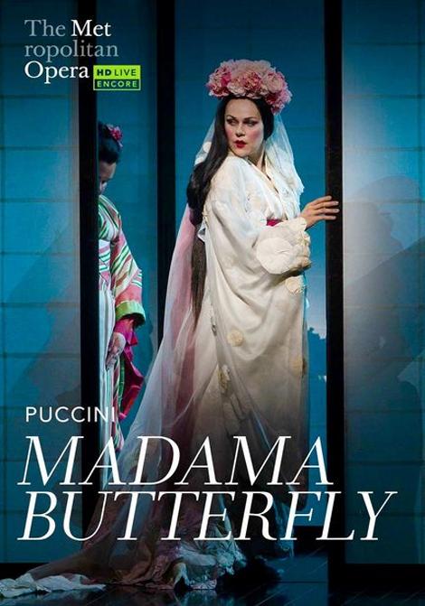 Met Opera Favorit: Madama Butterfly poster