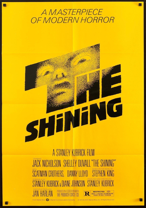 The Shining - 40th Anniverary poster