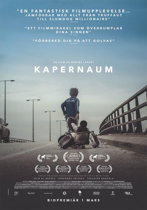 Kapernaum poster