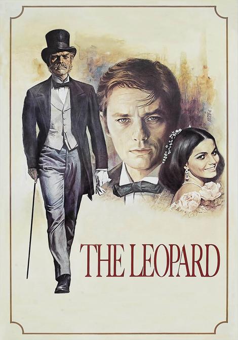 Leoparden poster