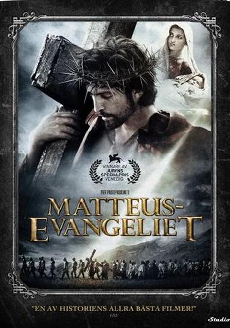 Matteusevangeliet poster
