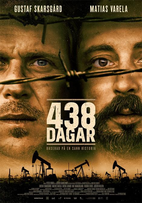 438 Dagar (Sv. txt) poster