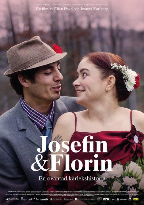 Josefin och Florin poster