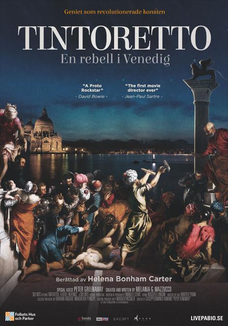 Tintoretto - en rebell i Venedig poster