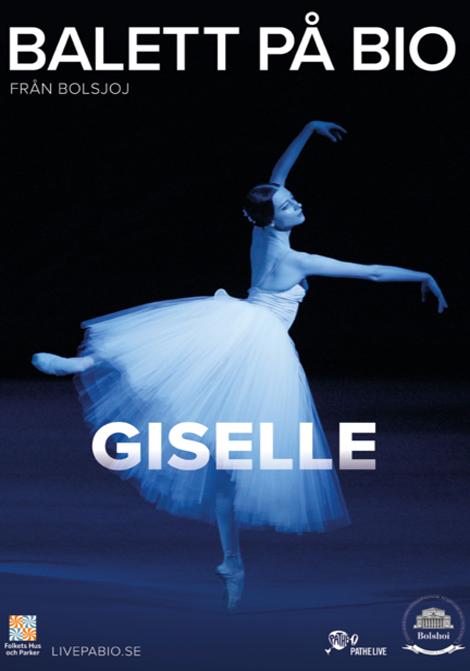 Bolsjoj: Giselle poster