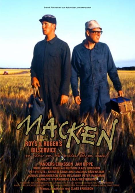 Macken – En film om två bröder och en mack – 30 år poster
