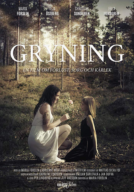 Gryning poster