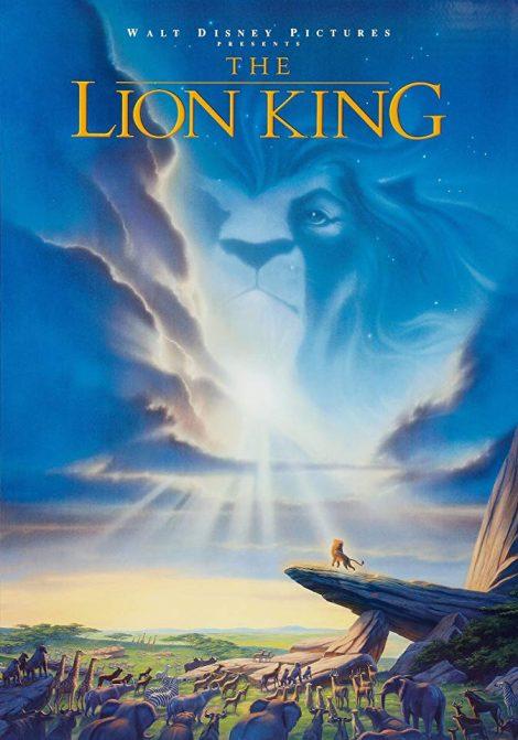 Disneyklassiker: Lejonkungen poster