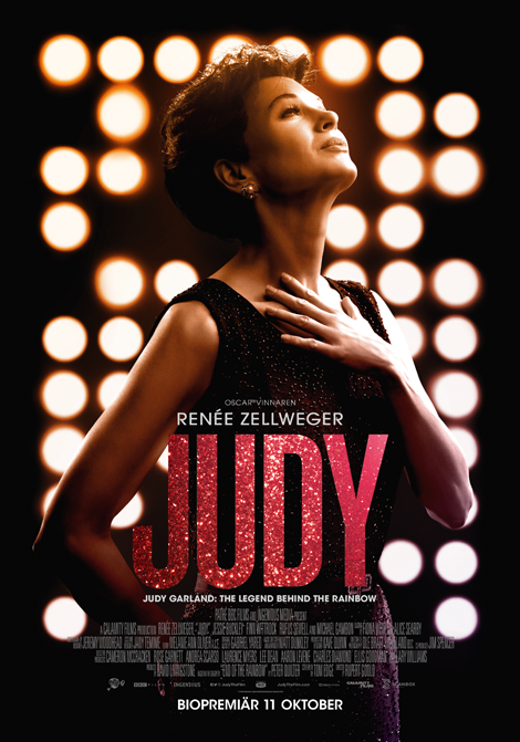 Judy poster