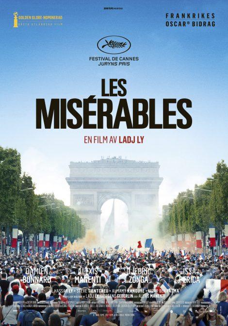 Les Misérables poster