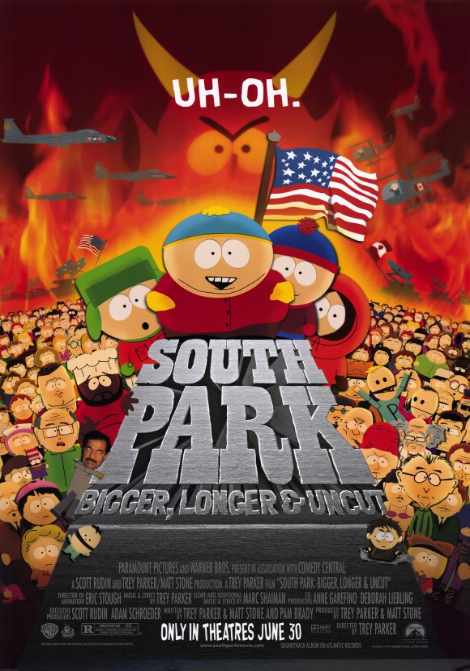 South Park - Bigger, Longer, Uncut poster