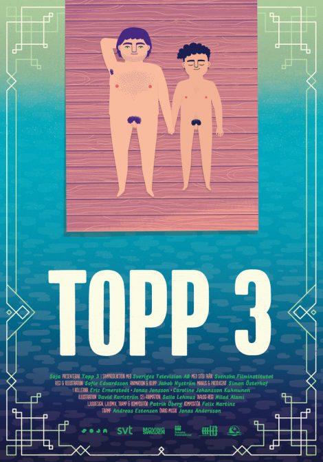 Topp 3 (Sv. txt) poster