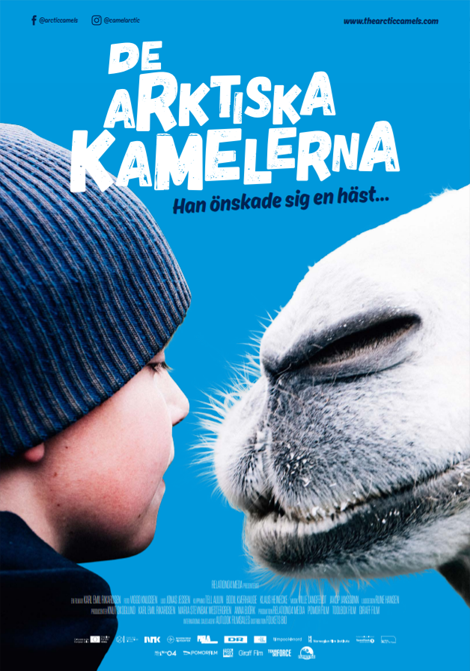 De arktiska kamelerna poster