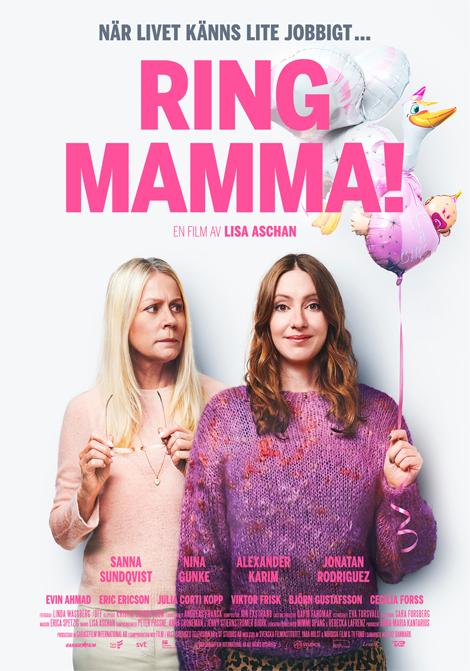 Ring mamma! (Sv. txt) poster