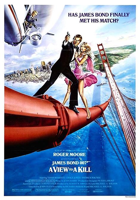 James Bond: Levande måltavla poster