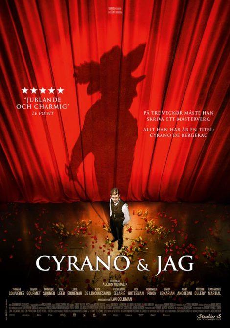 Cyrano och jag poster