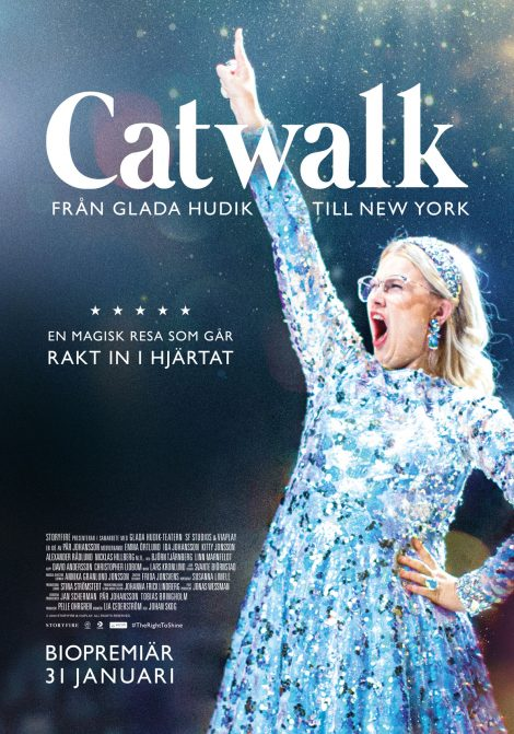 Catwalk (Sv. txt) poster