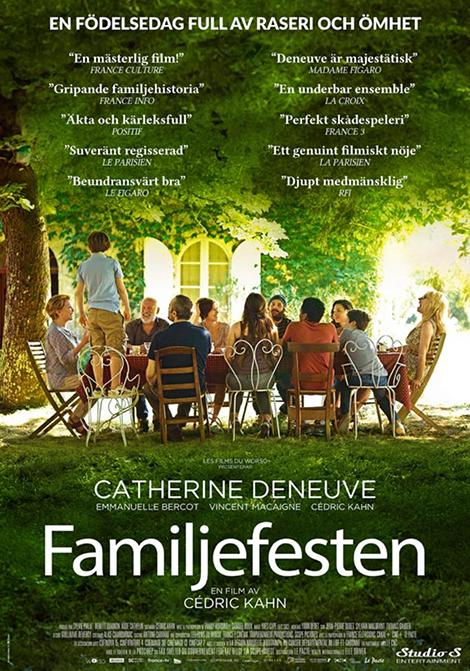 Familjefesten poster