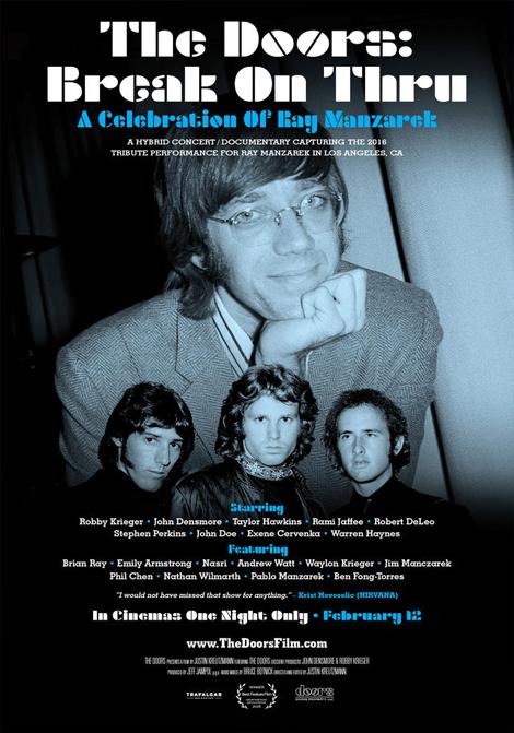 The Doors: Break on Through poster