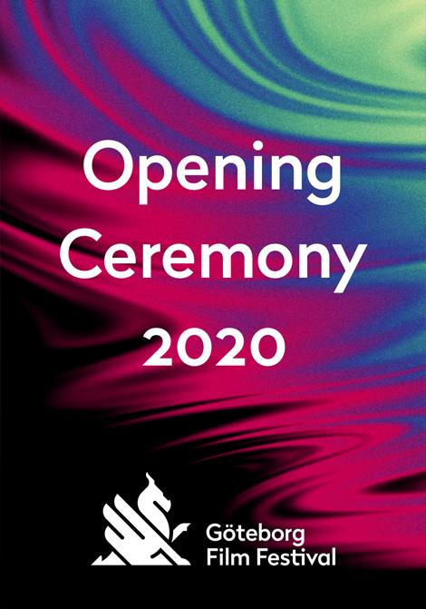 Göteborg Filmfestival Opening Ceremony poster