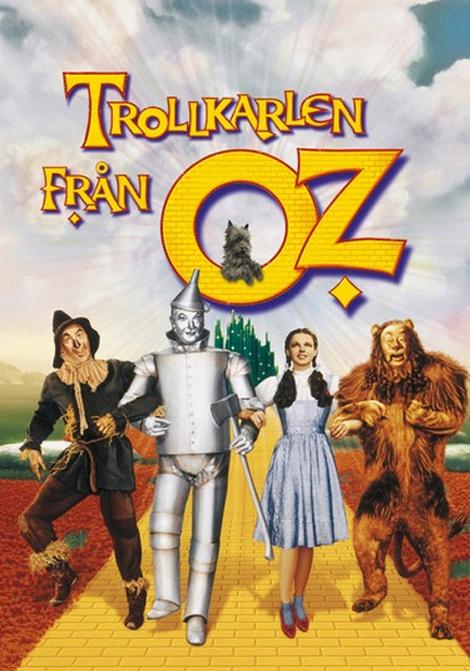Trollkarlen från Oz poster