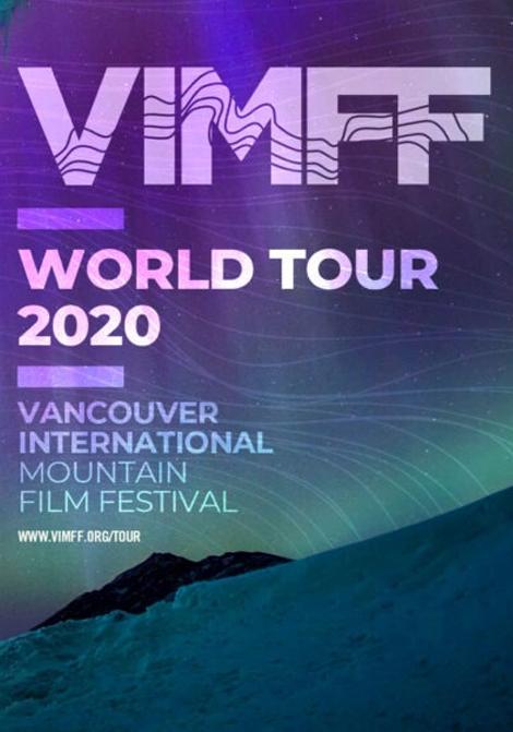 VIMFF - WORLD TOUR 2020 poster