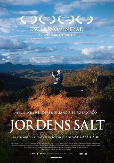 Jordens salt poster