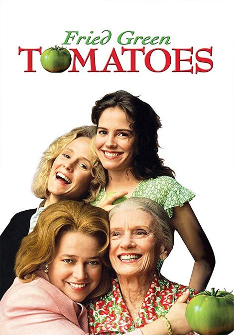 Stekta gröna tomater på Whistle Stop Café poster