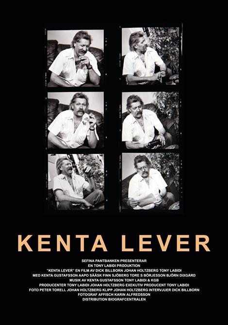 Kenta Lever poster