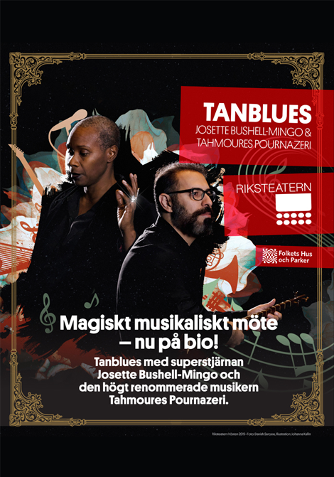Tanblues poster