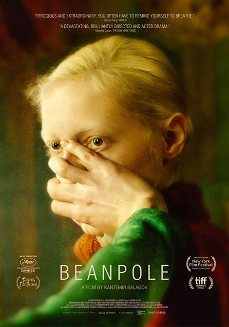 Beanpole - Den väldiga kvinnan poster