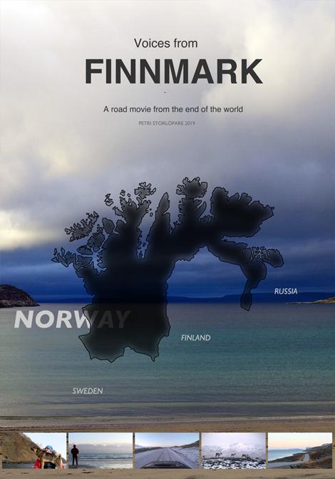 Röster från Finnmark poster