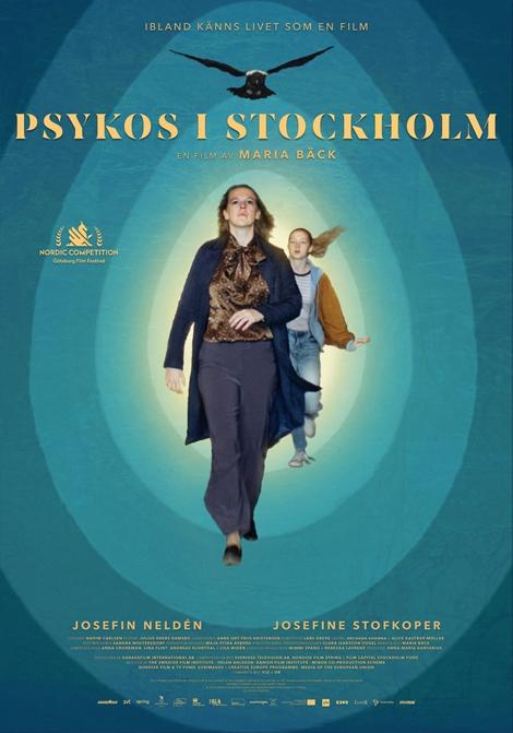 Psykos i Stockholm poster