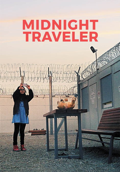 Midnight Traveler poster