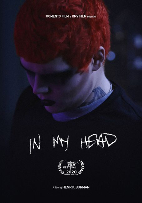 Yung Lean: In My Head (Sv. txt) poster