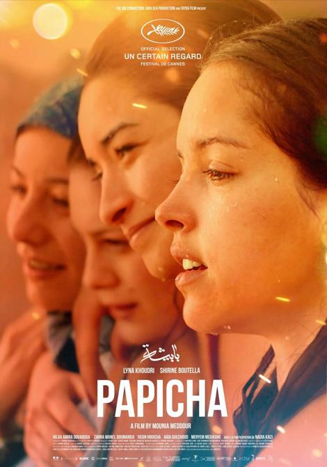 Papicha poster