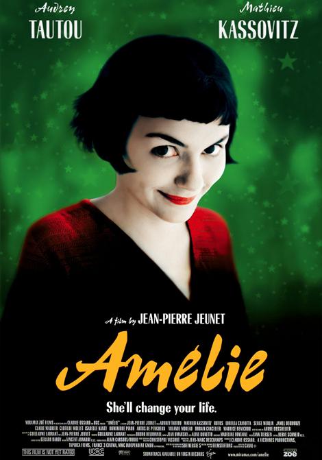 Amelie från Montmatre poster