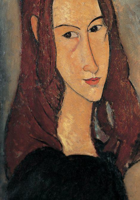 Modigliani - skandalöst geni poster