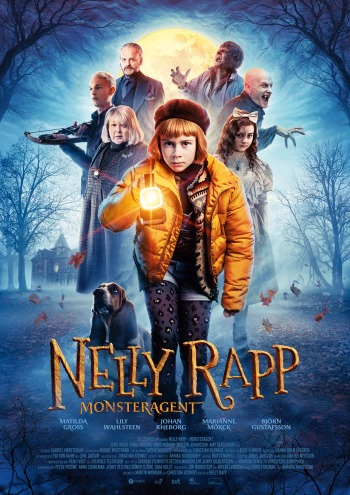Nelly Rapp (Sv. txt) poster