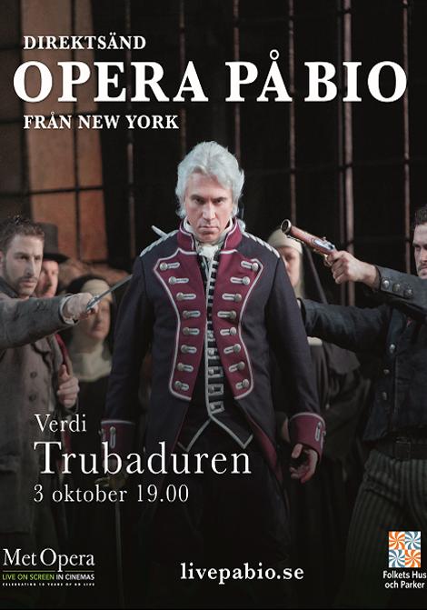 Trubaduren (2020) poster
