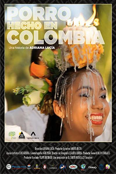 Porro Hecho En Colombia poster