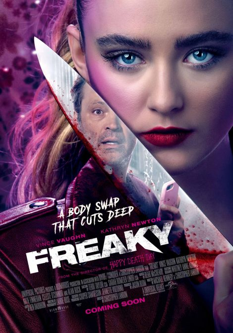 Freaky poster