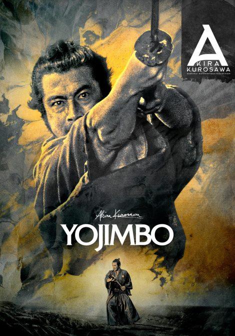Yojimbo - livvakten poster