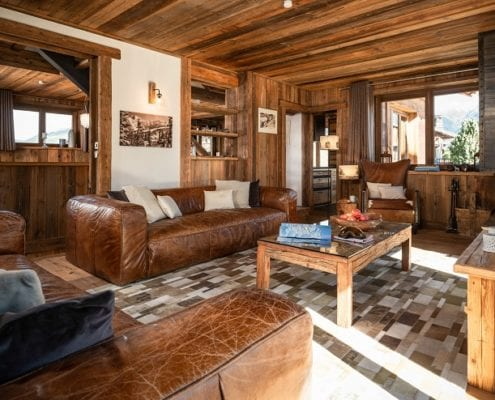 Flagship Chalet Loup Blanc Courchevel