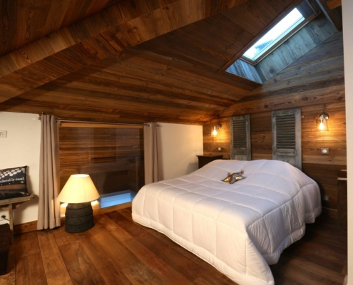 Bedroom Chalet Chez Mamie Courchevel Le Praz